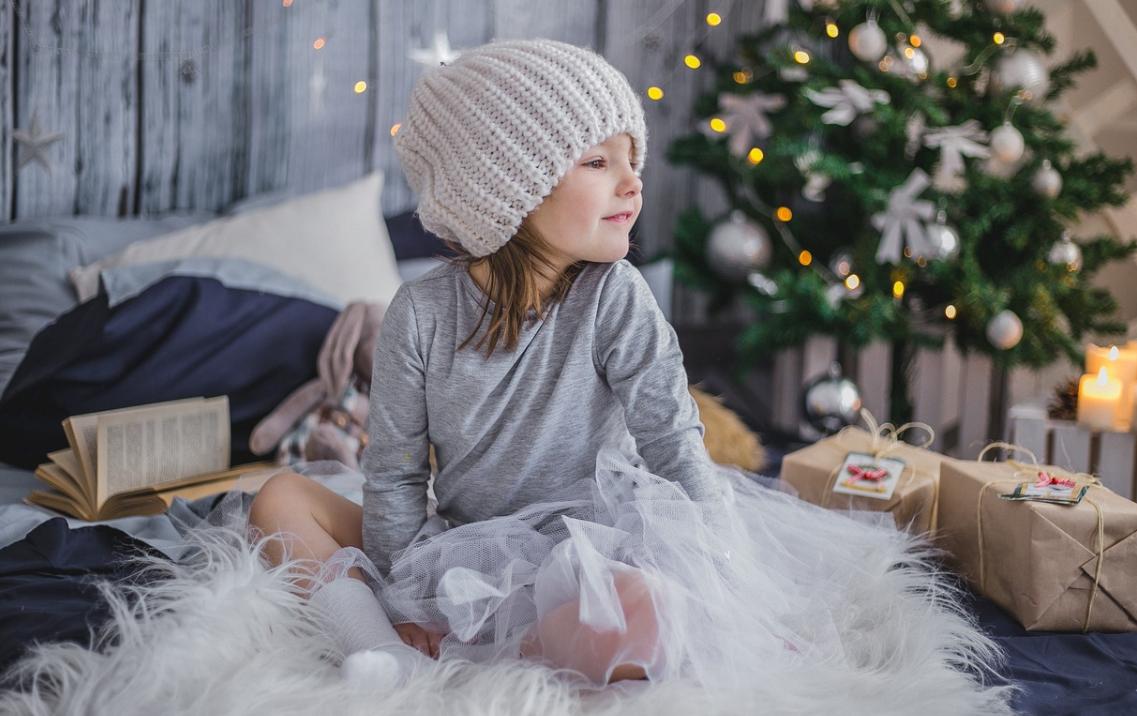 dítě a dárky