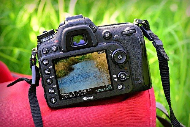fotka ve foťáku